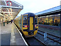 SN5881 : The 08:30 departure from Aberystwyth by John Lucas