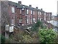 TQ2694 : Flats above shops, Whetstone High Road by Christine Johnstone
