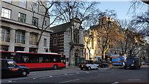TQ3081 : Roman Catholic Church of St Anselm and St Caecilia, Kingsway, London WC1 by Christine Matthews