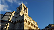TQ3081 : United Grand Lodge of England, Great Queen Street, London WC1 by Christine Matthews