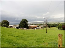 NZ1858 : Cut Thorn Farm by Robert Graham