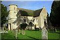 SU4298 : St Nicholas Church by Roger Templeman