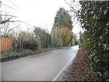 TQ0481 : Old Mill Lane, Cowley by David Howard