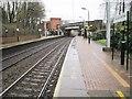 SP0288 : Smethwick Rolfe Street railway station by Nigel Thompson