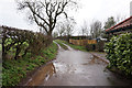 TA0781 : Bridleway leading to Carr Lane by Ian S