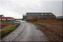 TA0880 : Magdalen Grange Farm by Ian S