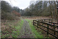 TA0677 : The Wolds Way at Stocking Dale by Ian S