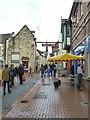 SO8505 : Union Street, Stroud by Chris Allen