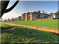 SD8304 : Heaton Hall and Ha-Ha by David Dixon