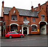 SO5140 : Former BBQs & Brews, Hereford by Jaggery