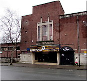 SO5140 : Freedom Church, Commercial Road, Hereford  by Jaggery