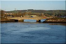 X2693 : Road bridge over the River Colligan, Dungarvan by Ian S