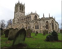 SK5993 : St Mary's Church, Tickhill by Neil Theasby