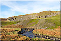 NY9835 : Quarry near Bollihope Burn by Trevor Littlewood