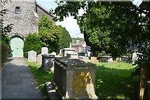 TQ4110 : Chest Tomb by N Chadwick