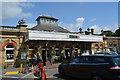 TQ4109 : Entrance, Lewes Station by N Chadwick