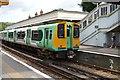 TQ4109 : Train at lewes by N Chadwick
