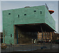 TQ3476 : Peckham Library by Julian Osley