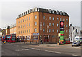 TQ3088 : YMCA building, Tottenham Lane, Crouch End by Julian Osley