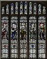 SK7958 : East Window, St Wilfred's church, North Muskham by Julian P Guffogg