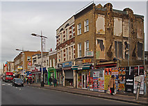 TQ3476 : Rye Lane, Peckham by Julian Osley