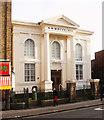 TQ3476 : Rye Lane Baptist Chapel, Peckham by Julian Osley