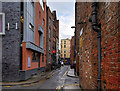 SJ8498 : Back Turner Street by David Dixon
