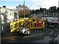 SE1021 : Repairs to a gas main, Elland canal bridge by Humphrey Bolton