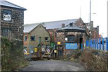 SK4051 : Former Butterley Works by Chris Allen
