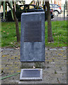 TQ3276 : Memorial to Camberwell people who died or suffered in war, Camberwell Green, London by Robin Stott