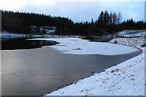NS4477 : The Black Linn Reservoir by Matt McFadzean