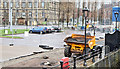 J3474 : Donegall Quay improvements, Belfast - January 2016(1) by Albert Bridge