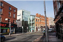 O1533 : Buildings on South Great George's Street, Dublin by Ian S