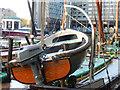 TQ3380 : 'Marjorie' - St Katharine Dock by Stephen McKay