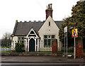 TL3800 : Cemetery lodge, Waltham Abbey - 2 by Julian Osley