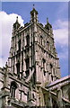 SO8318 : The Tower of Gloucester Cathedral by Jeff Buck