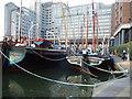 TQ3380 : St Katharine Dock by Stephen McKay