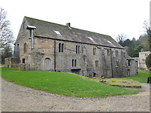 SE2768 : Former Cistercian watermill, Fountains Abbey by Chris Allen
