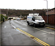 ST3090 : Poplar Insulation van parked in Graig Park Circle, Newport by Jaggery