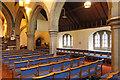 TQ1486 : Christ Church, Roxeth Hill - South arcade by John Salmon