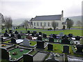 H5892 : St Patrick's RC Church and graveyard, Cranagh by Kenneth  Allen