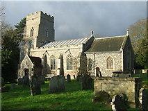 TM2384 : St Margaret Starston by Keith Evans