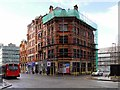 SJ8498 : Stovell's Buildings (The Umbrella Factory), Shudehill by David Dixon