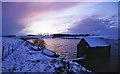 NT5029 : Lindean Reservoir by Walter Baxter
