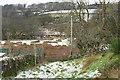 SX6075 : Rough pasture, Two Bridges by Alan Hunt