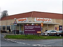 SE4843 : Sainsbury's is now reopen by Graham Hogg