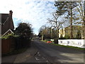 TL1714 : B653 Codicote Road, Wheathampstead by Adrian Cable