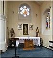 SJ9399 : St Ann's: Chapel of Divine Mercy by Gerald England