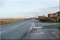 SE5523 : Kellington Lane, Eggborough by Christine Johnstone
