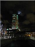 SE2932 : Night shot of Bridgewater Place tower by Nick W